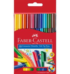 Faber-Castell - コネクターペン10本セット