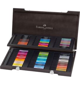 Faber-Castell - PITTアーティストペン 90本木箱セット